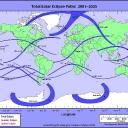 eclips kaart 2001-2025
