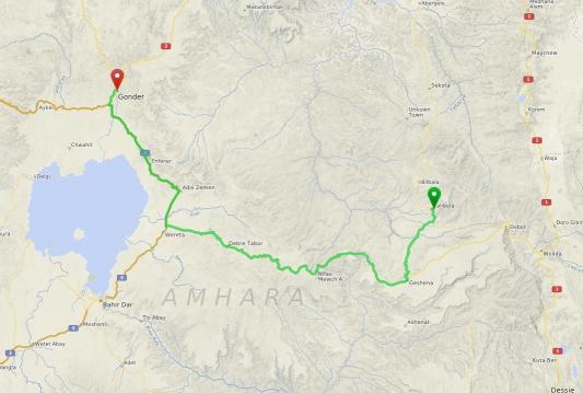 12-Ethiopia 2014, Gonder Lalibela 1067x718