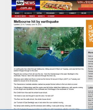 melbourne-earthquake-2012