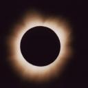 volledige eclips