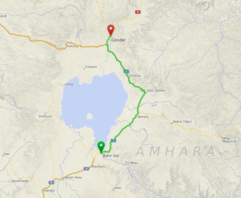 09-Ethiopia 2014, Bahir Dar - Gonder